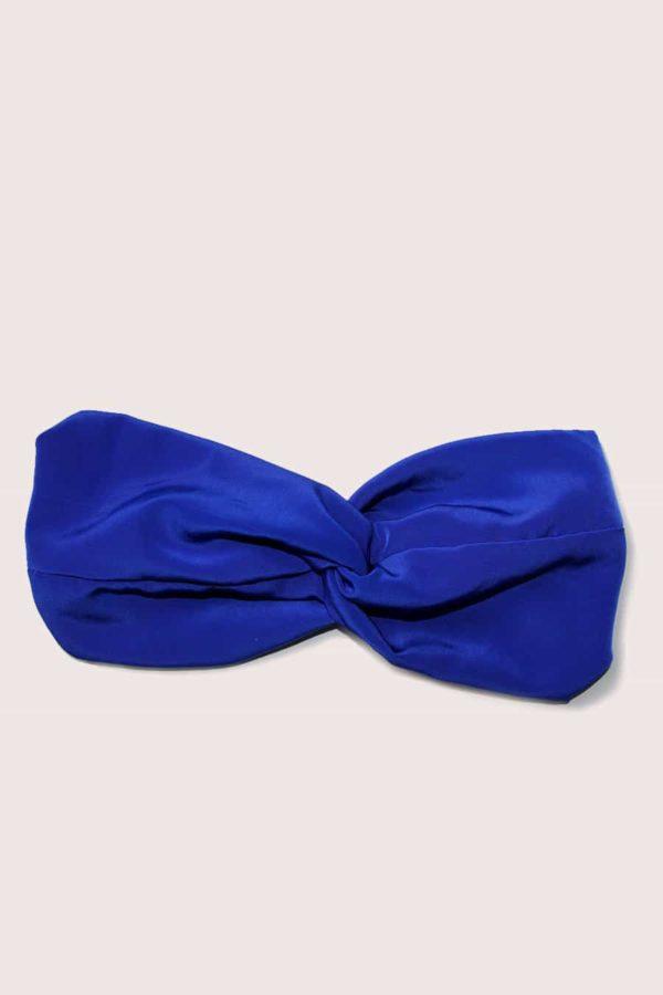 """alt=""""headband bleu electric"""""""