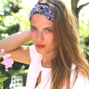 Headband iris