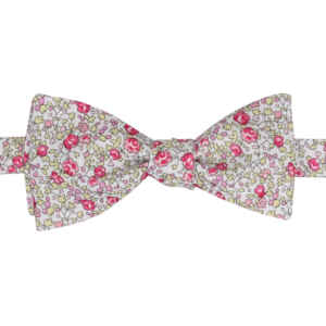 noeud papillon eloise rose
