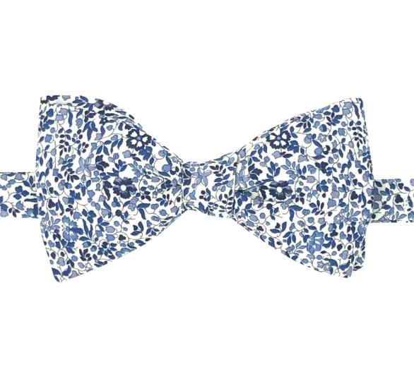 noeud papillon katie & millie bleu