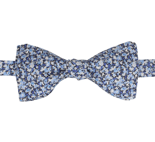 noeud papillon pepper bleu