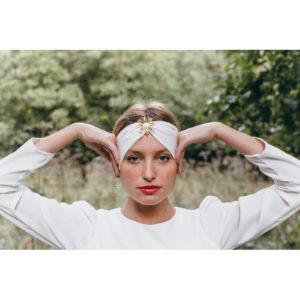 turban-ceinture-lisa-imprime-polka